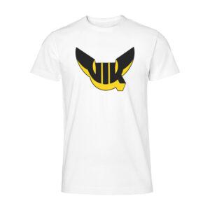 T-shirt Vit Barn, Emblem