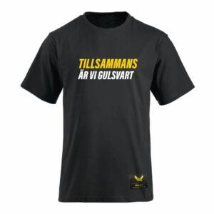 T-shirt, Tillsammans