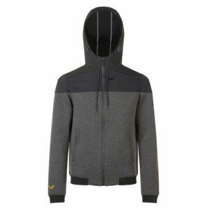Hooded Jacket, Herr